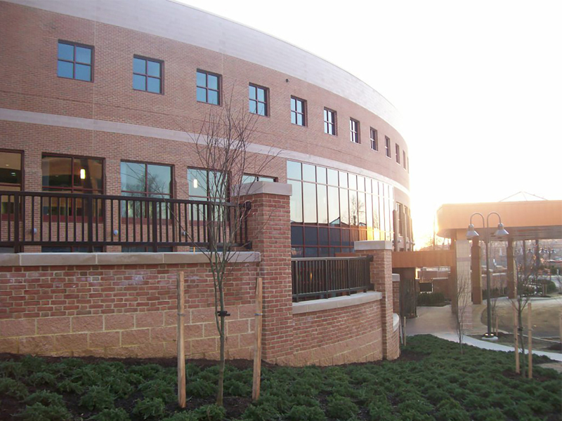 ANNE ARUNDEL MEDICAL CENTER - Doo Consulting Green Building Consultants
