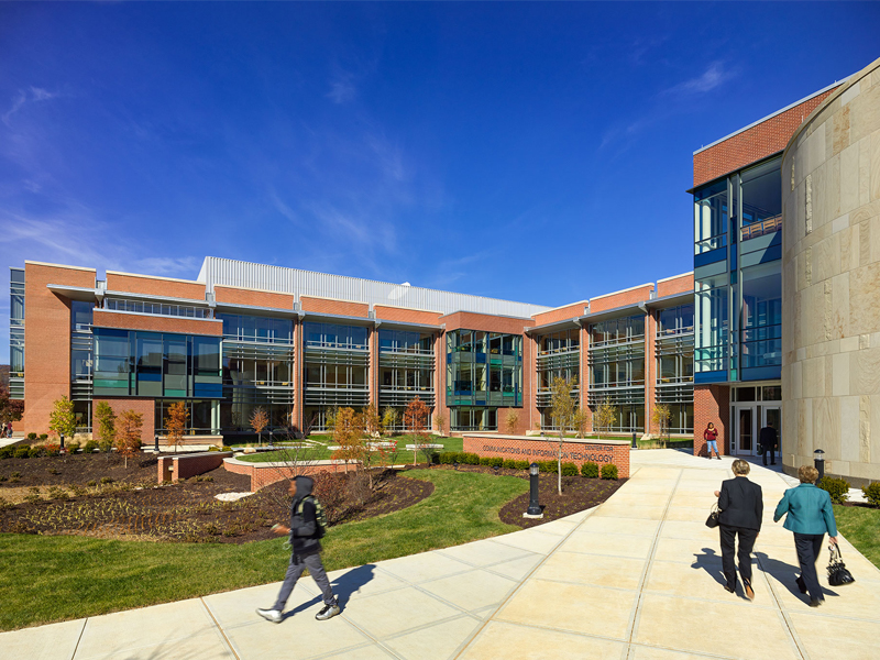 FROSTBURG STATE UNIVERSITY CCIT - Doo Consulting Green Building Consultants
