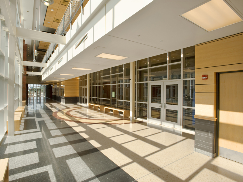SUDLERSVILLE MIDDLE SCHOOL - Doo Consulting Green Building Consultants