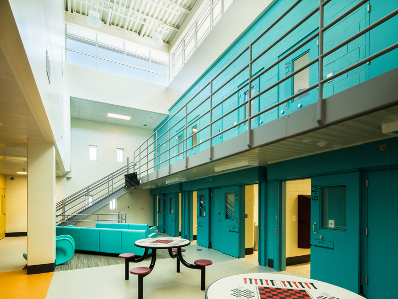 Doo Consulting - Baltimore Youth Detention Center